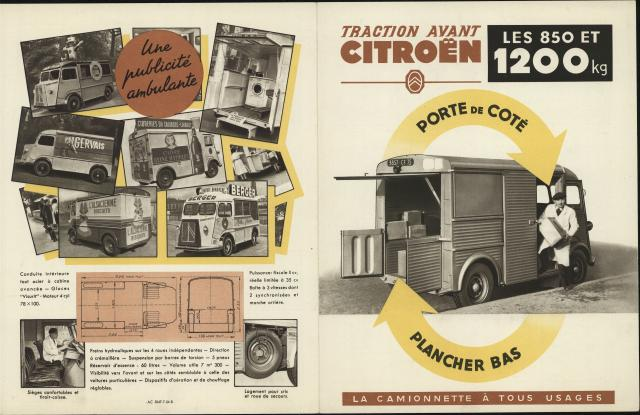 Brochure commerciale type h 1951 2 0