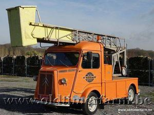 Citroen type h citroen hy orange 6090793438